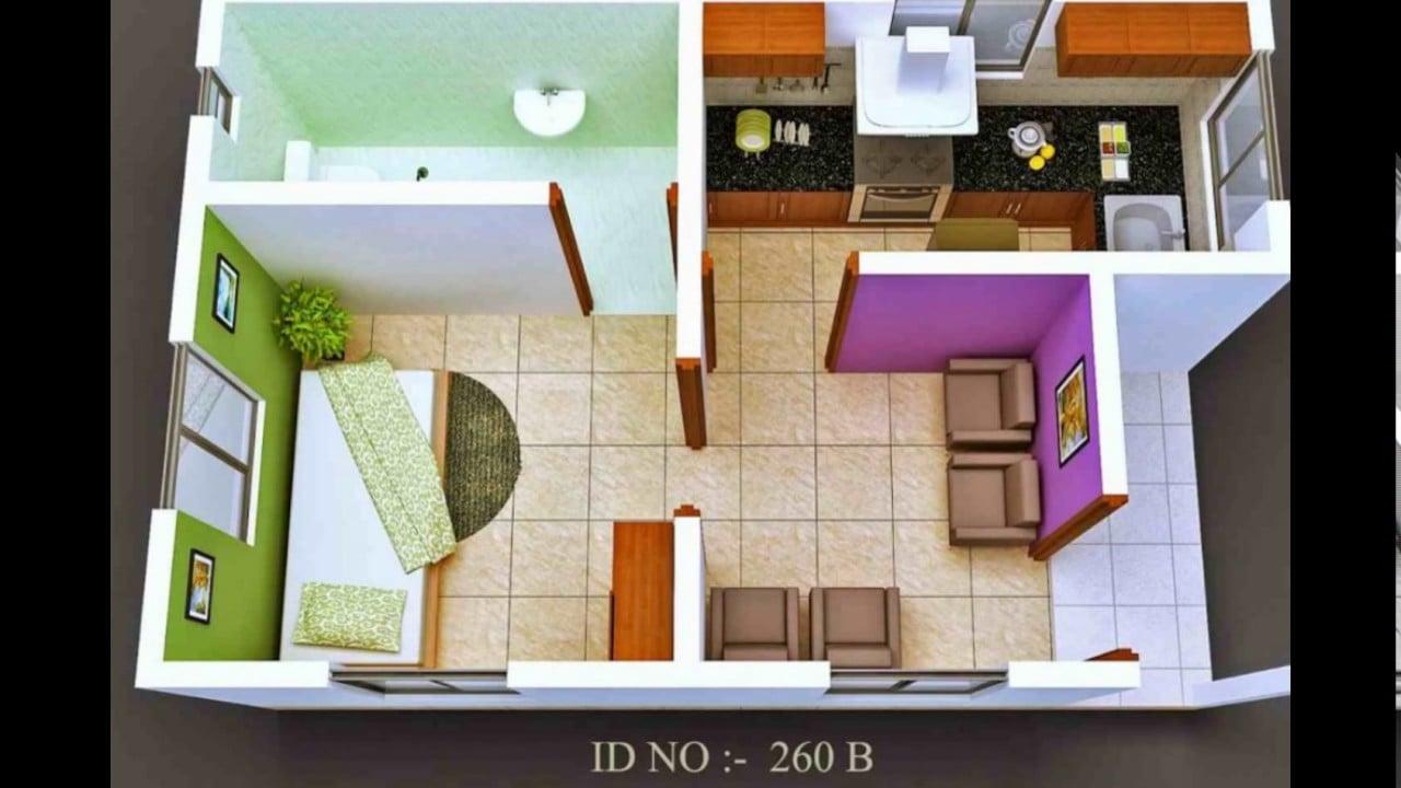 Minimalis Design Interior Rumah Type 36 89 Dalam Ide Desain