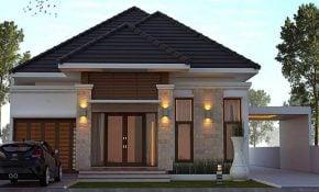 Modern Desain Rumah Sederhana 1 Lantai 51 Tentang Ide Merombak Rumah dengan Desain Rumah Sederhana 1 Lantai