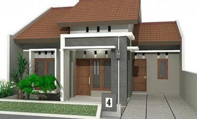 Mudah Desain Rumah Type 55 Mewah 75 Dengan Tambahan Desain Interior Untuk Renovasi Rumah dengan Desain Rumah Type 55 Mewah