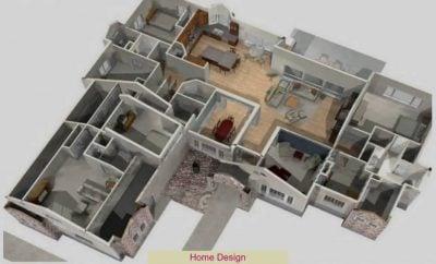 Paling keren Desain Interior Rumah Leter L 16 Ide Dekorasi Rumah dengan Desain Interior Rumah Leter L