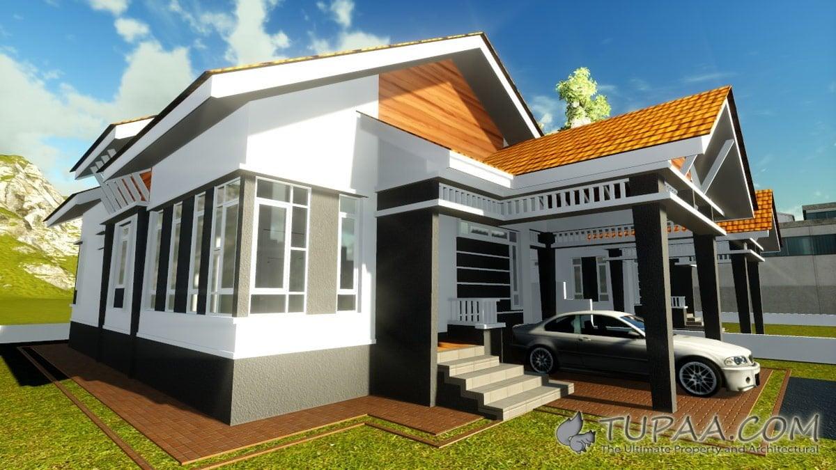 Desain Rumah Sederhana Yang Cantik - Arcadia Desain