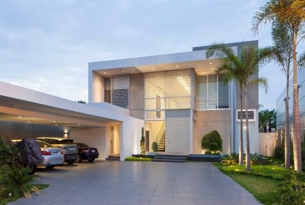 Sederhana Desain Rumah Minimalis Mewah 16 Desain Interior ...