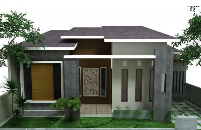 Sempurna Desain Rumah Sederhana 1 Lantai 88 Di Desain Dekorasi Mebel Rumah dengan Desain Rumah Sederhana 1 Lantai