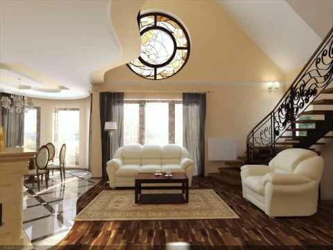 teratas desain interior rumah gaya mediterania 15 untuk