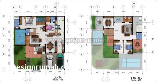 Terbaik Desain Rumah Mewah 1 Lantai Dengan Kolam Renang 68 Dalam Ide Pengaturan Dekorasi Rumah oleh Desain Rumah Mewah 1 Lantai Dengan Kolam Renang