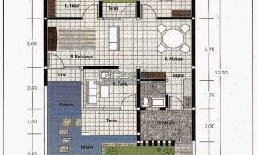 420 Koleksi Gambar Rumah Sederhana Pdf Terbaik