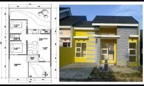 Unik Desain Rumah Sederhana 1 Lantai 94 Dengan Tambahan Ide Desain Rumah oleh Desain Rumah Sederhana 1 Lantai