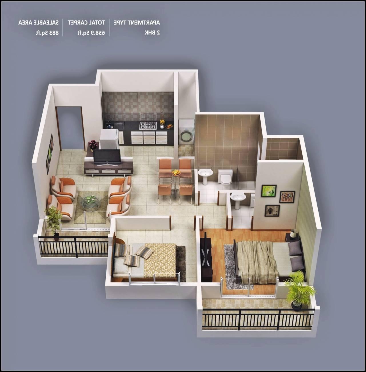 Wow Desain Rumah Sederhana 2 Kamar 81 Bangun Ide Desain Interior Rumah dengan Desain Rumah Sederhana 2 Kamar
