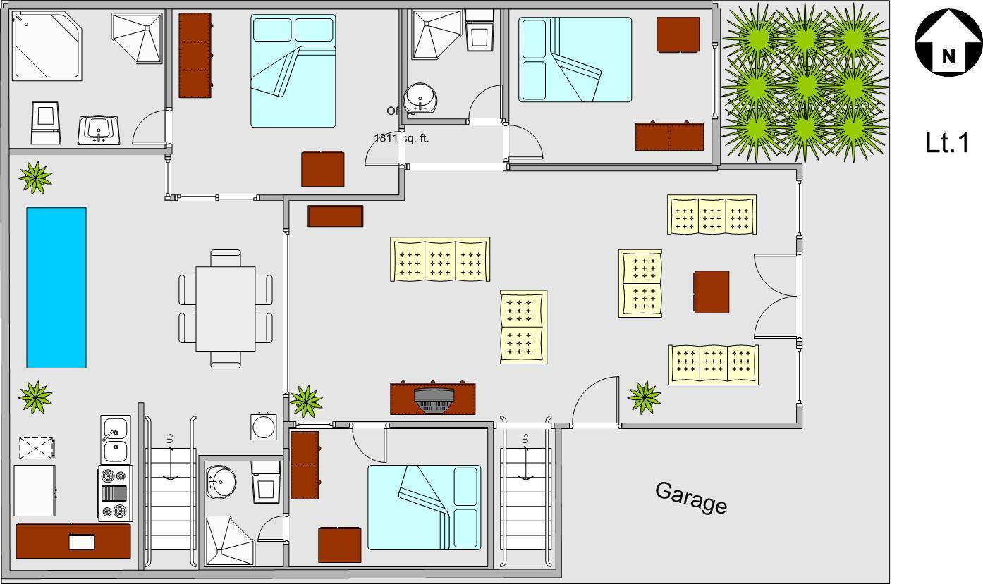 13 Inspirasi Desain Rumah Minimalis 3 Kamar 1 Mushola Terbaru 2020