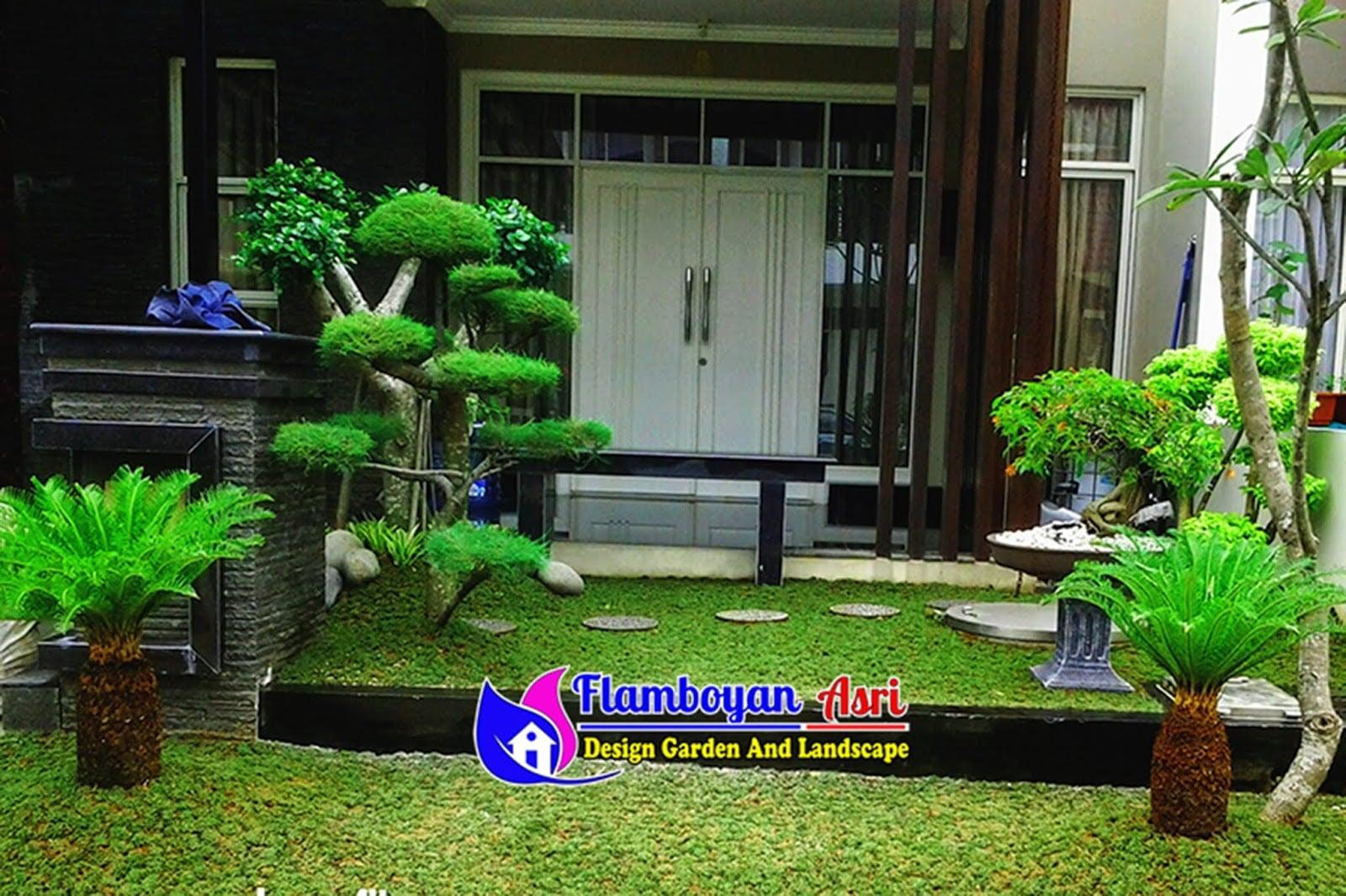 14 Trendy Rumah Minimalis Dengan Taman Kreatif Deh