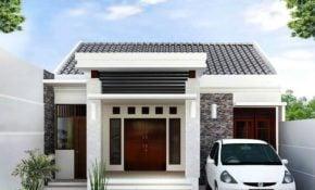 20 Populer Model Rumah Minimalis Ukuran 6×9 Terbaru 2020