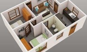 23 Ide Cantik Rancangan Rumah Minimalis Paling Terkenal