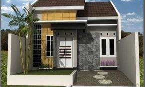24 Terindah Rumah Contoh Minimalis Terbaru 2020