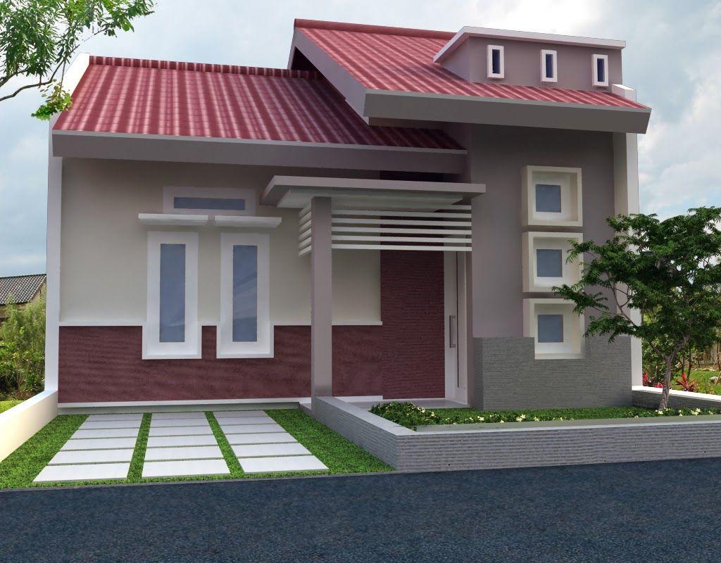 25 Trendy Desain Rumah Klasik Modern 1 Lantai Terbaru dan Terlengkap