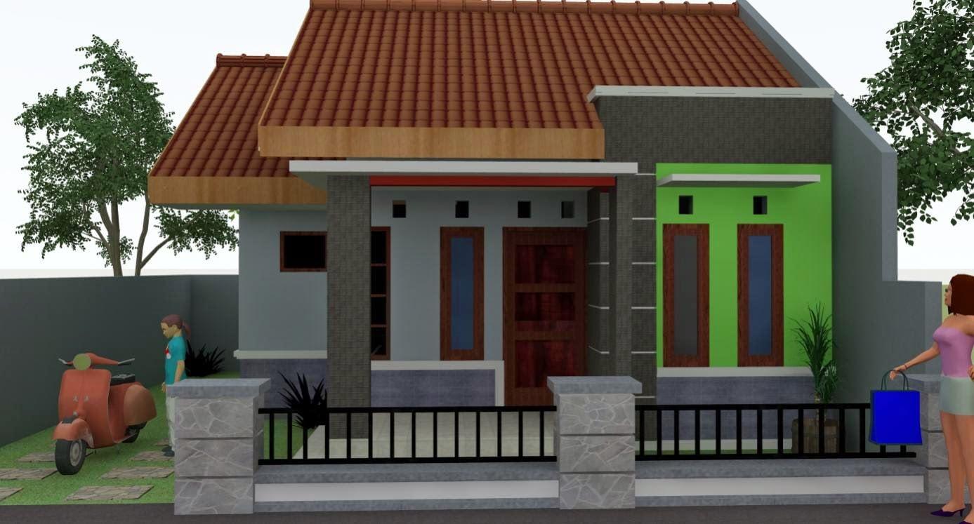26 Ide Cantik Rumah Minimalis Sangat Sederhana Sekali Paling Populer di Dunia