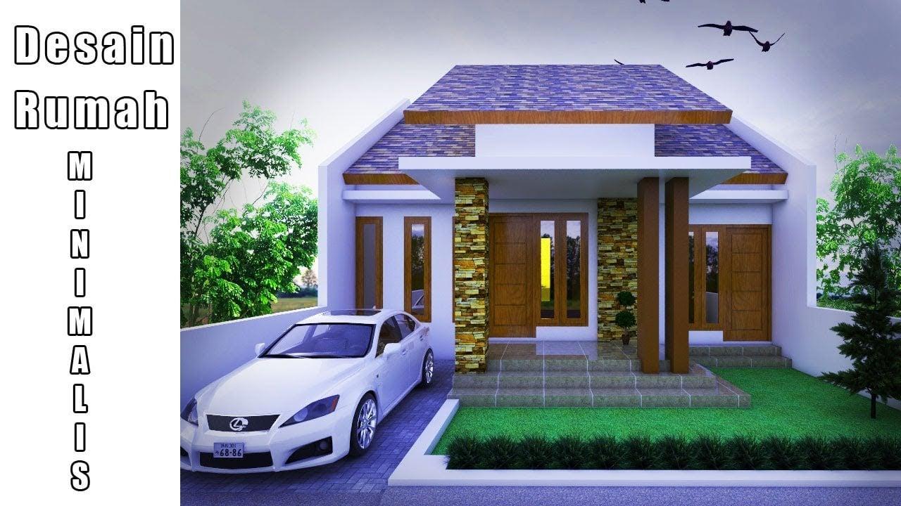 Desain Pagar Rumah Ukuran 8 Meter