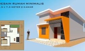 35 Populer Rumah Minimalis 5×7 Yang Belum Banyak Diketahui