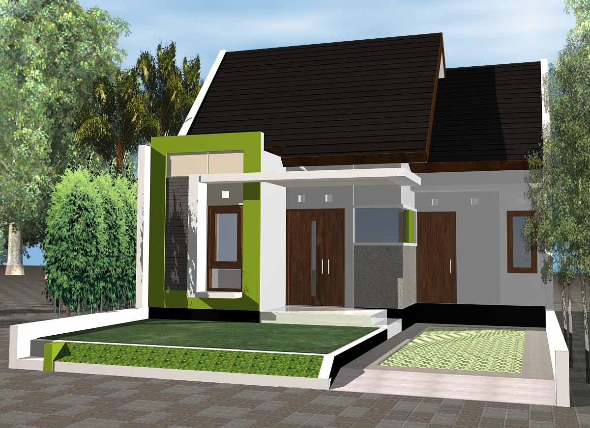 37 Populer Rumah Minimalis Lantai 1 Terbaru dan Terlengkap
