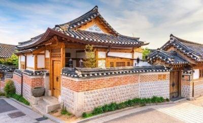 38 Ide Cantik Desain Rumah Korea Terbaru 2020