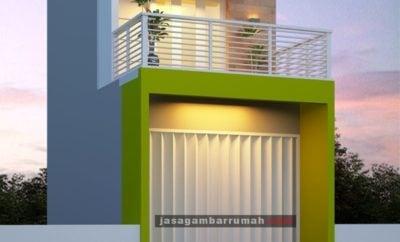 42 Trendy Rumah Minimalis Plus Warung Paling Populer di Dunia