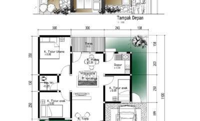 43 Gambar Desain Interior Rumah Minimalis Type 56 Terbaru 2020