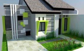 43 Gambar Tampak Depan Rumah Minimalis Sederhana Paling Populer di Dunia