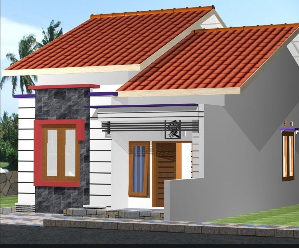 48 Trendy Gambar Rumah Minimalis Sederhana Modern Terbaru dan Terlengkap