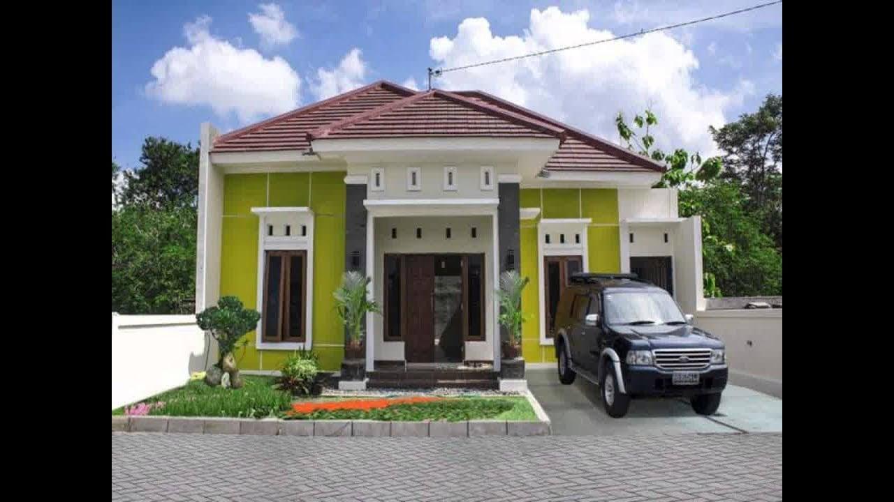 51 Terbaik Desain Rumah Klasik Modern 1 Lantai Paling Terkenal
