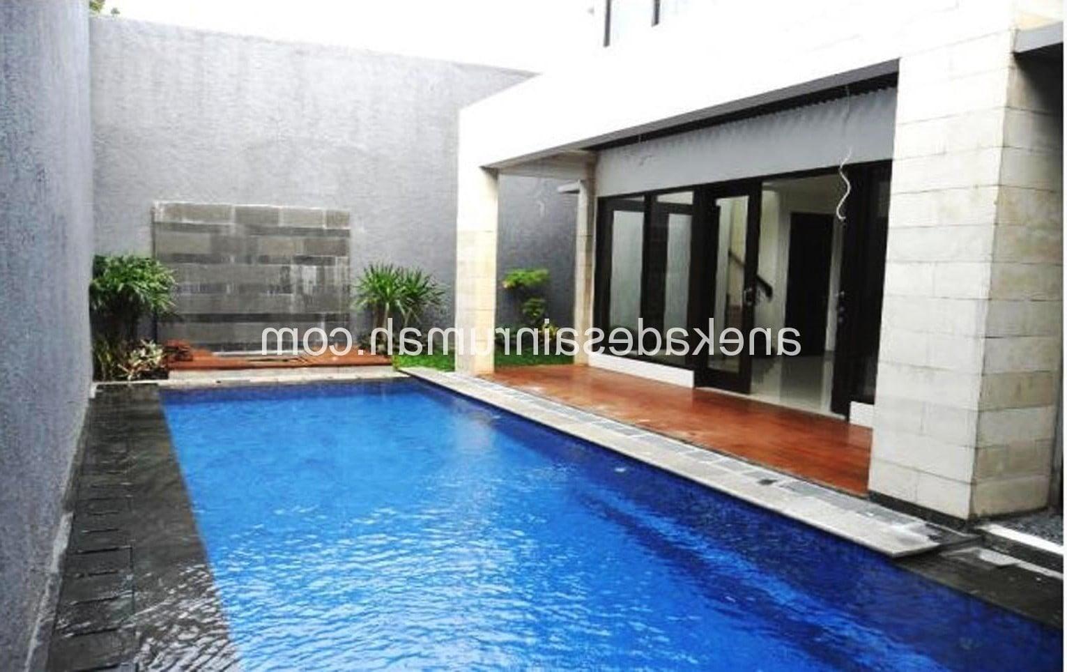 51 Trendy Rumah Minimalis Modern Kolam Renang Terbaru dan Terlengkap