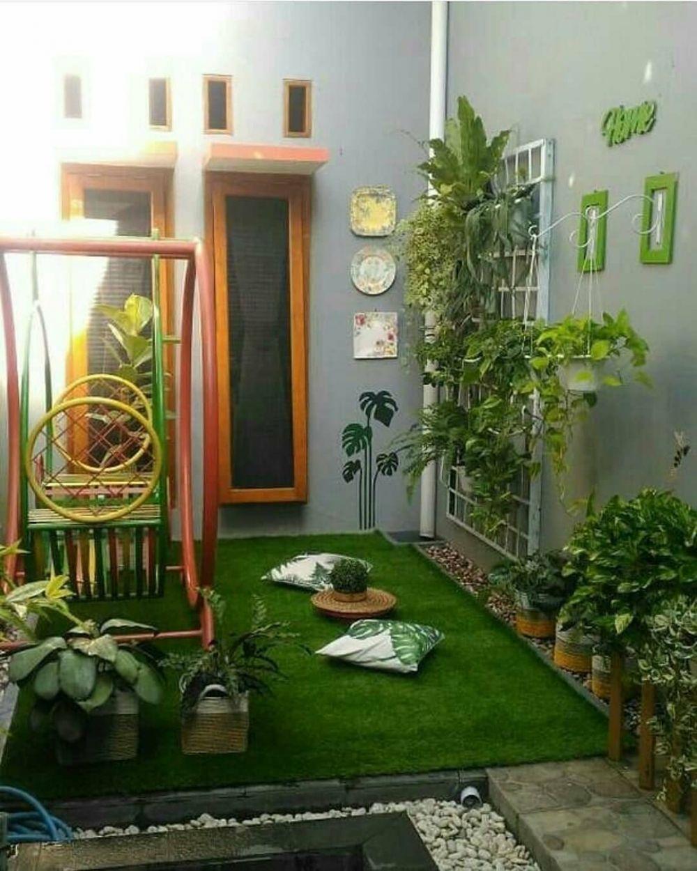 54 Inspirasi Rumah Minimalis Dengan Taman Yang Belum Banyak Diketahui