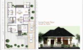 60 Trendy Rumah Sederhana 3 Kamar Kreatif Deh
