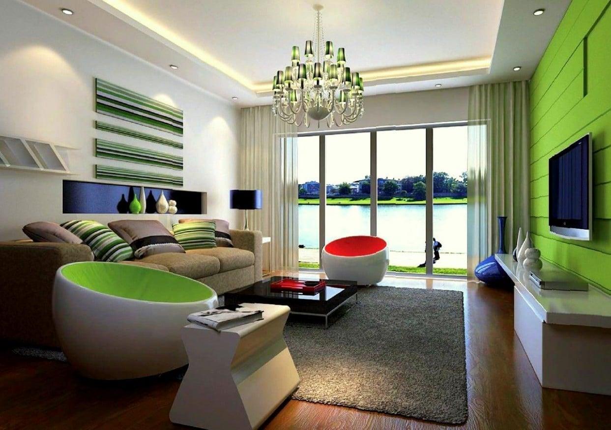 64 Ragam Seni Dekorasi Ruang Tamu Rumah Teres Terbaru dan Terlengkap