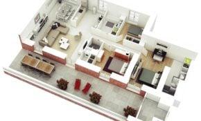 66 Populer Denah Rumah Modern Terbaru dan Terlengkap