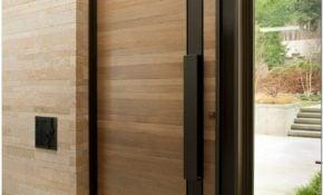72 Trendy Pintu Minimalis Modern Terbaru dan Terlengkap