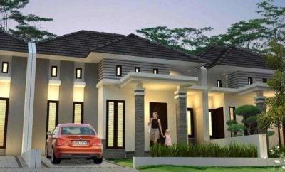 73 Inspirasi Rumah Mewah 1 Lantai Terbaru 2020