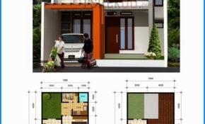74 Trendy Model Rumah Minimalis 7×15 Trend Masa Kini