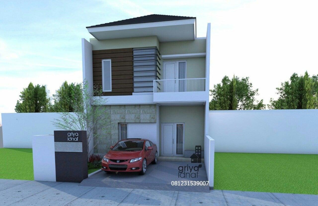 77 Inspirasi Rumah Minimalis 2 Lantai Yang Belum Banyak Diketahui