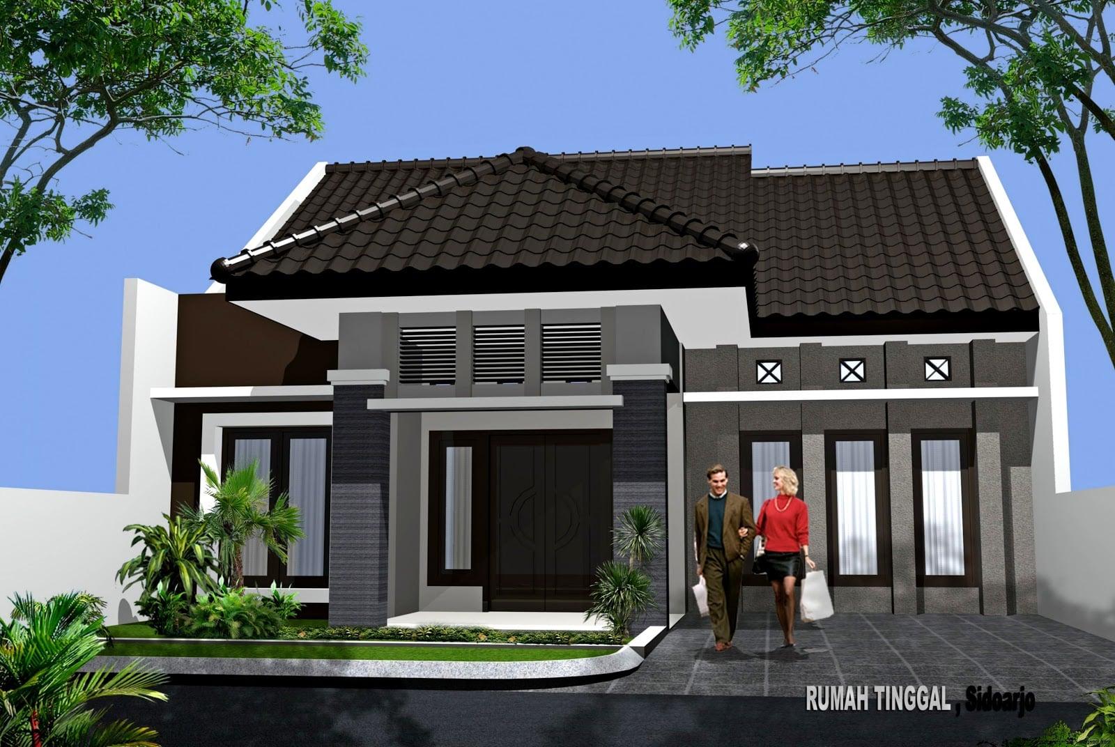 78 Trendy Rumah Minimalis Lantai 1 Kreatif Deh