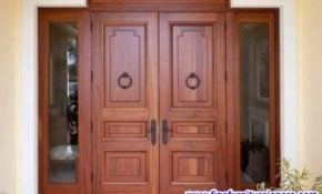 81 Kumpulan Model Pintu Kupu Tarung Minimalis Paling Terkenal