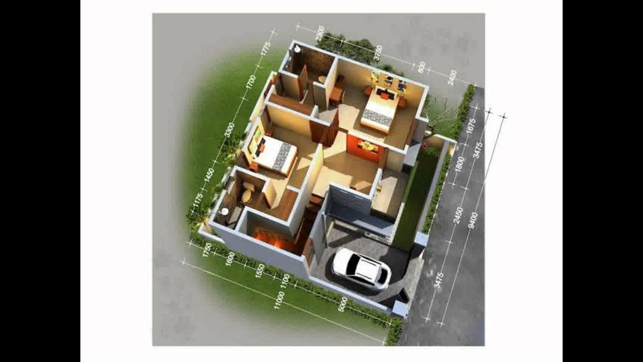 86 Gambar Model Rumah Minimalis Ukuran 6×9 Terbaru 2020
