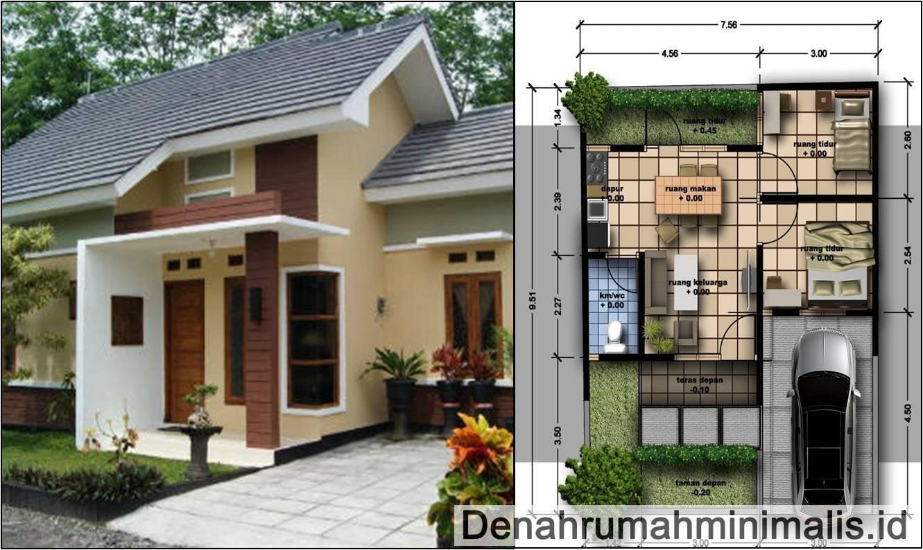 86 Trendy Inspirasi Rumah Minimalis Sederhana Paling Banyak di Cari