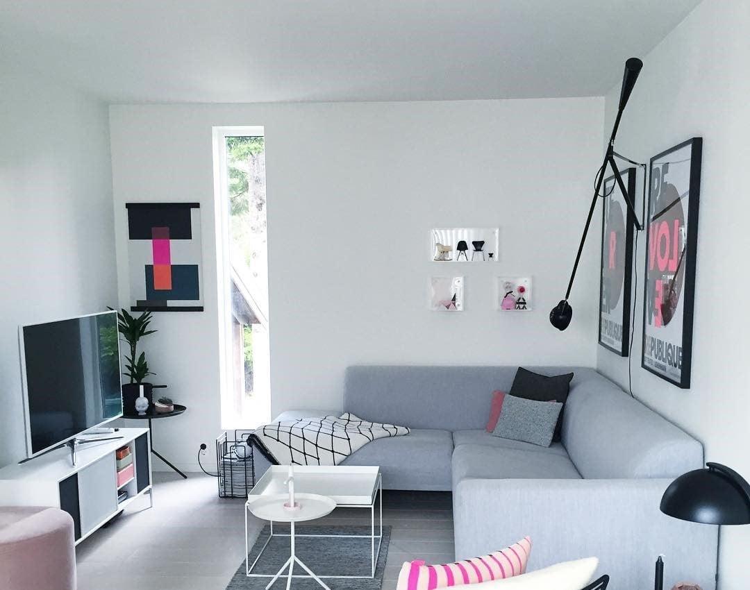 87 Ide Cantik Cat Interior Rumah Terbaru 2020
