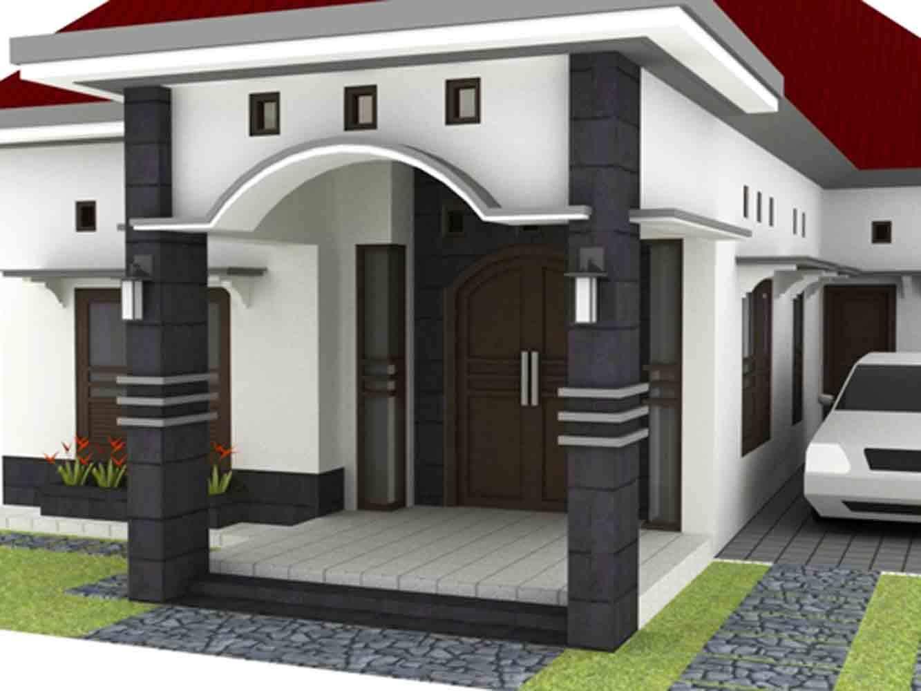 88 Terbaik Teras Rumah Minimalis Modern Terbaru dan Terlengkap