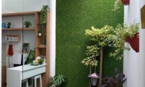 89 Trendy Rumah Minimalis Dengan Taman Paling Populer di Dunia