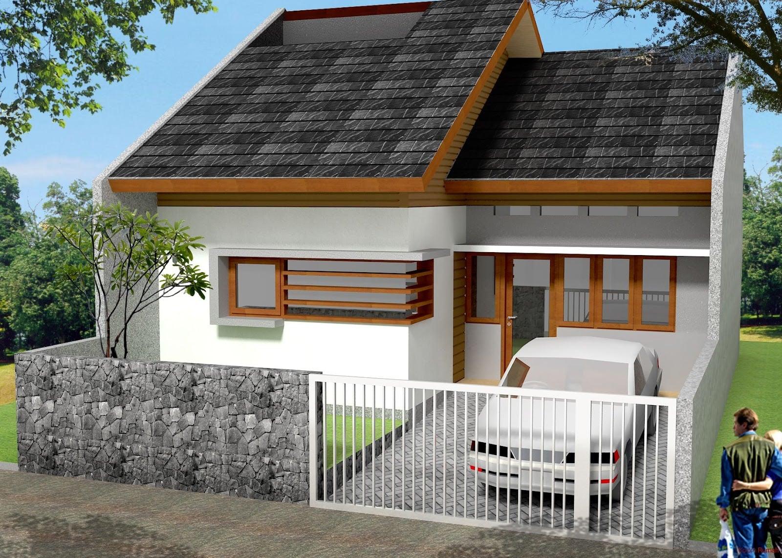 97 Terbaik Model Atap Rumah Minimalis Paling Terkenal