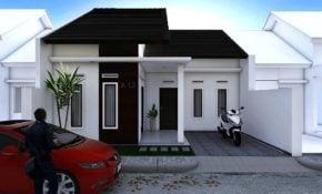 97 Terindah Rumah Minimalis Simpel Paling Terkenal