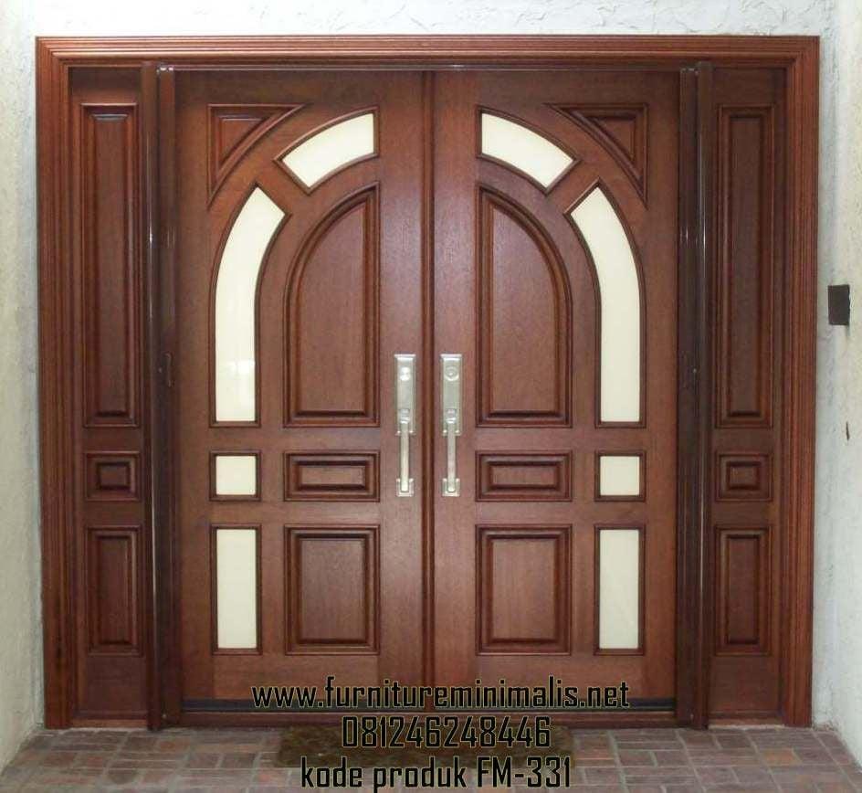 23 New Pintu Rumah Mewah Yang Wajib Kamu Ketahui