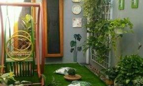 32 Ide Cantik Halaman Belakang Rumah Minimalis Yang Wajib Kamu Ketahui