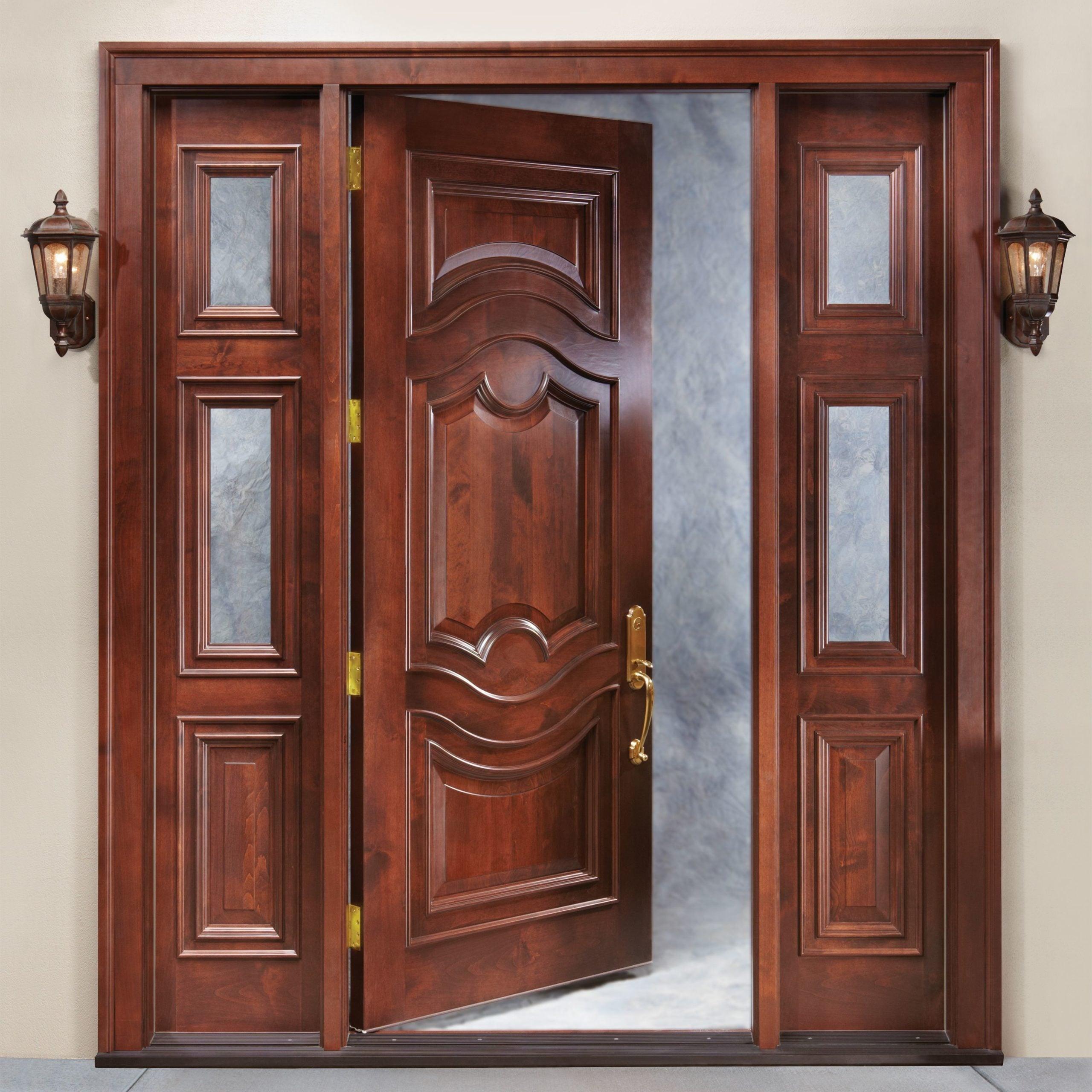 85 Ide Cantik Pintu Rumah Mewah Paling Populer di Dunia