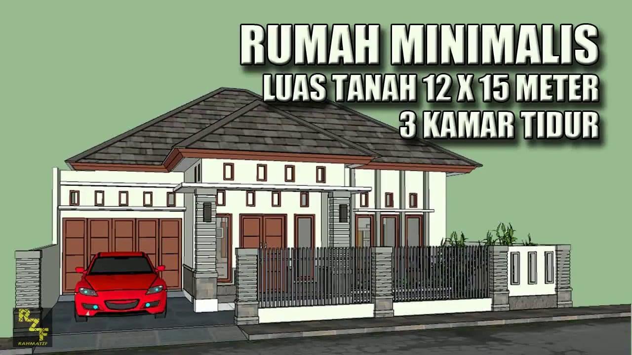 16 Gambar Inspirasi Model Rumah Minimalis Ukuran 15Meter Paling Populer di Dunia